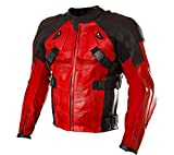 CE Armor Protection Biker Riding Jacket